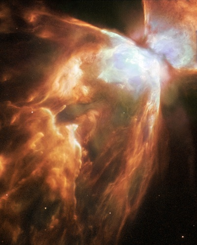 Dying star - Hubble telescope