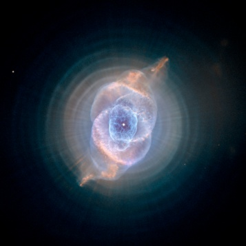 dying star - NASA - Hubble image