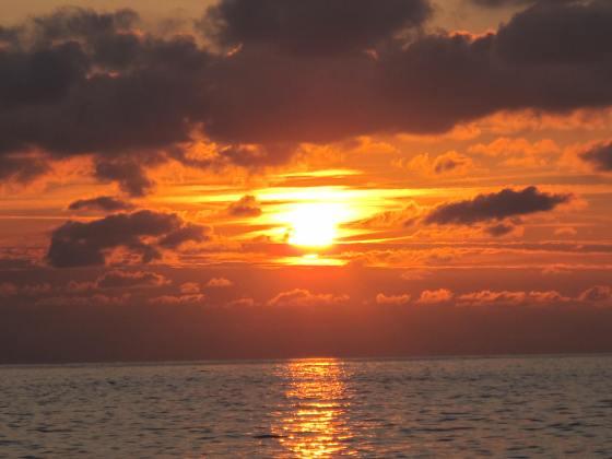 Corsican Sunset